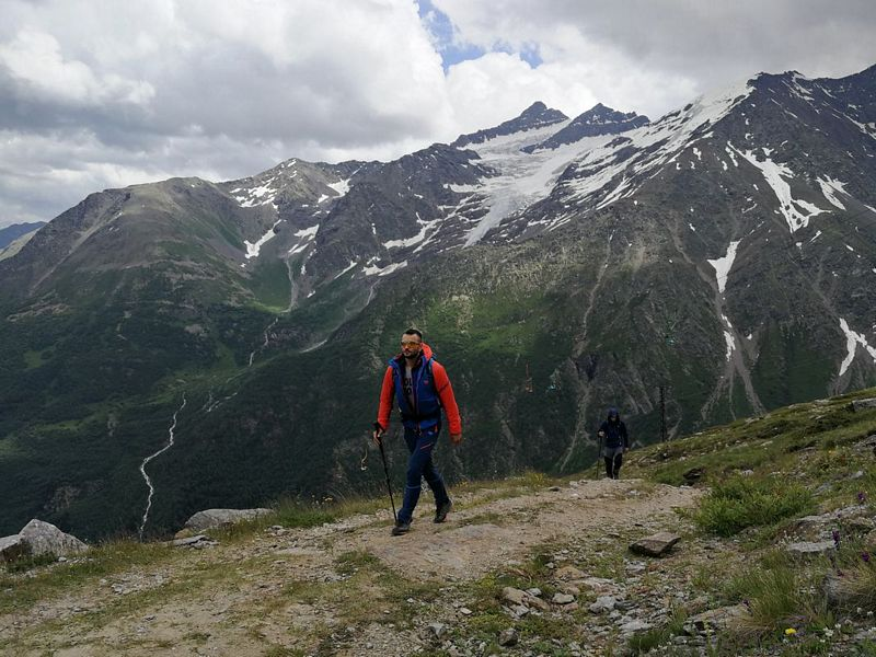 Mount Elbrus aklimatyzacja