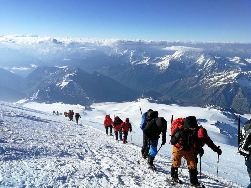 Elbrus trawers