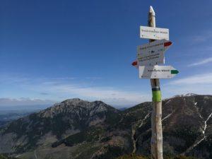 Trzydniowiański Wierch || na szczycie