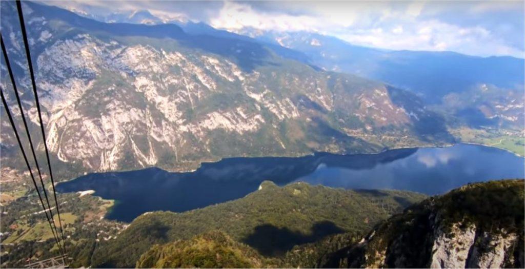 Jezioro Bohinjskie
