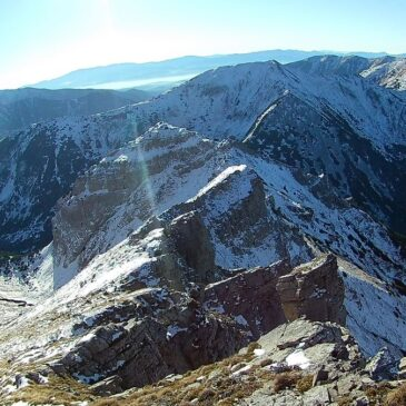 Zabezpieczony: Tomanowa Przełęcz, Głazista Turnia, Czerwone Wierchy GGTW